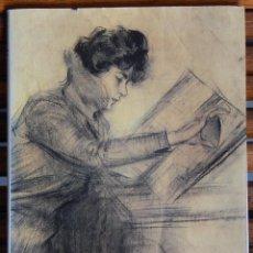 Libros de segunda mano: LA PINTURA CATALANA DIBUIXANTS I AQUAREL.LISTES DELS SEGLES XIX I XX – JOAN-RAMON TRIADÓ – ELENA CAL. Lote 280536963