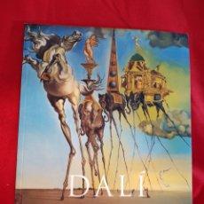 Libros de segunda mano: SALVADOR DALÍ 1904 1989 ROBERT DESCHARNES GILLES NERET .TASCHEN 2005 . PINTURA SIGLO XX. Lote 284158253