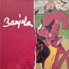 Libros de segunda mano: BARJOLA. ANTONIO ZOIDO DIAZ. CAJA DE BADAJOZ 1989. 209 PÁGINAS. Lote 285294748