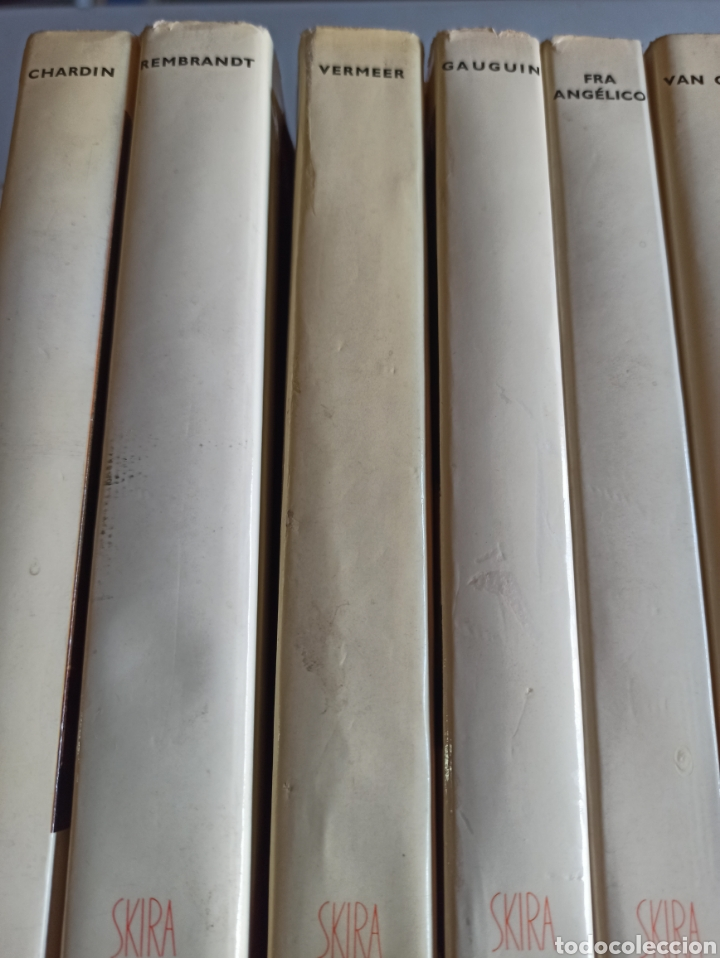 Libros de segunda mano: SKIRA: COL. LE GOUT DE NOTRE TEMPS EL GUSTO DE NUESTRO TIEMPO LOTE 25 LIBROS 18 FRANCÉS 7 CASTELLANO - Foto 2 - 287659633