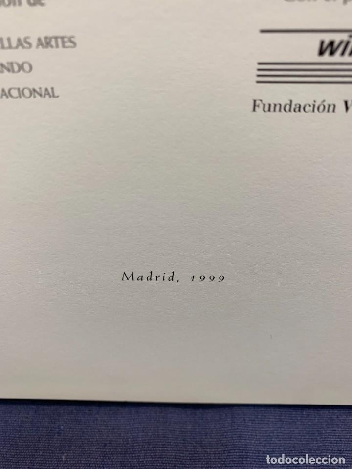 Libros de segunda mano: LIBRO CAPRICHOS GOYA MUSEO PRADO MADRID 1999 CATALOGO 1ª EDICION 35X40X6CMS - Foto 4 - 287997253