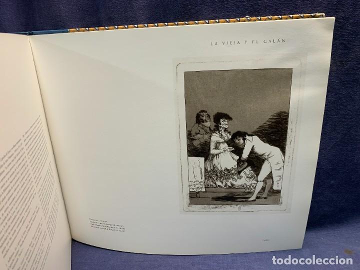 Libros de segunda mano: LIBRO CAPRICHOS GOYA MUSEO PRADO MADRID 1999 CATALOGO 1ª EDICION 35X40X6CMS - Foto 9 - 287997253