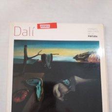 Libros de segunda mano: 48909 - DALI - GRANDES MAESTROS DE LA PINTURA - AÑO 2008. Lote 287999968