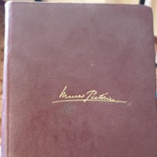Libros de segunda mano: PALOMINO MUSEO PICTÓRICO Y ESCALA ÓPTICA. AGUILAR. 1947. Lote 288017763
