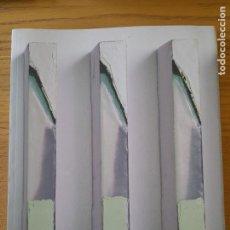 Libros de segunda mano: CUADROS IGUALES, ANGEL ALVAREZ PLAGARO, SALA AMARICA, VITORIA, 1999, BUEN ESTADO. RARO. Lote 288030653