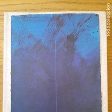 Libros de segunda mano: RAFAEL LAFUENTE, PINTURAS, 1990-1997. SALA AMARICA, VITORIA, 1998. RARO. Lote 288031123