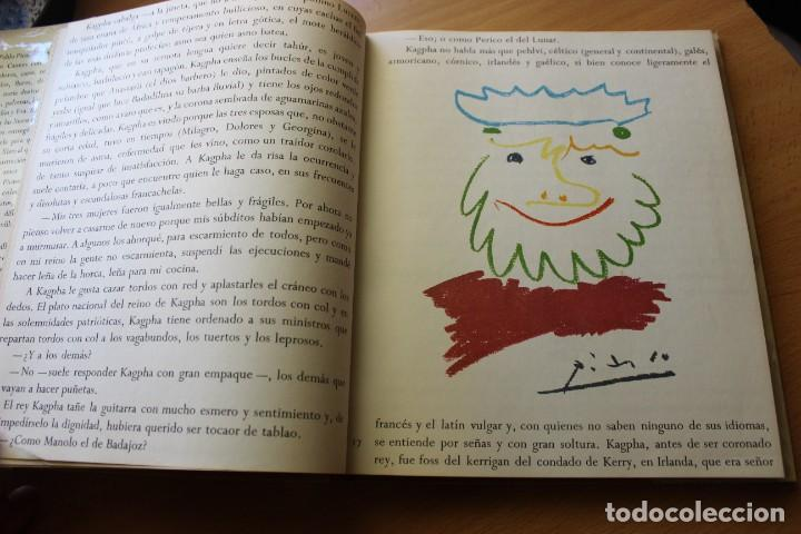 Libros de segunda mano: Gavilla de Fábulas sin Amor, Camilo José Cela con ilustraciones de Picasso - Foto 3 - 288077298
