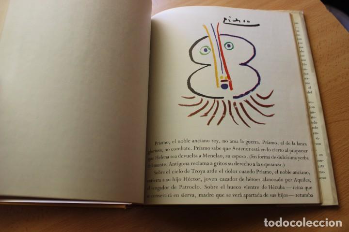 Libros de segunda mano: Gavilla de Fábulas sin Amor, Camilo José Cela con ilustraciones de Picasso - Foto 4 - 288077298