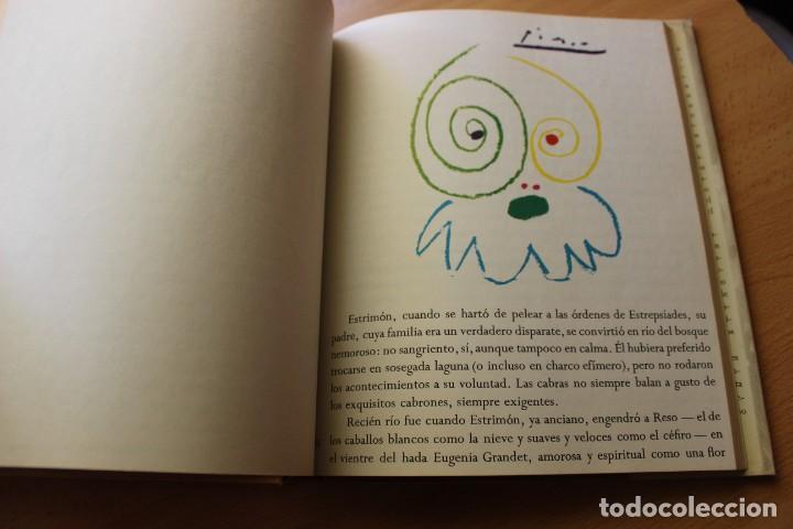 Libros de segunda mano: Gavilla de Fábulas sin Amor, Camilo José Cela con ilustraciones de Picasso - Foto 5 - 288077298