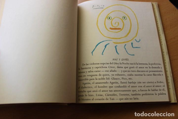 Libros de segunda mano: Gavilla de Fábulas sin Amor, Camilo José Cela con ilustraciones de Picasso - Foto 6 - 288077298