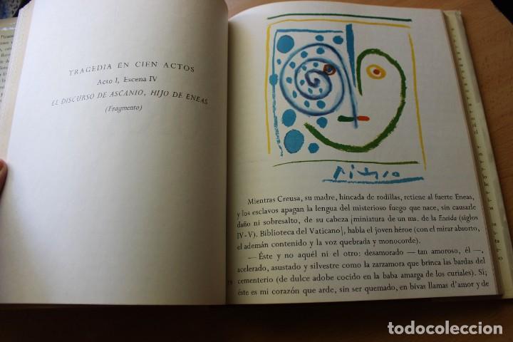 Libros de segunda mano: Gavilla de Fábulas sin Amor, Camilo José Cela con ilustraciones de Picasso - Foto 7 - 288077298