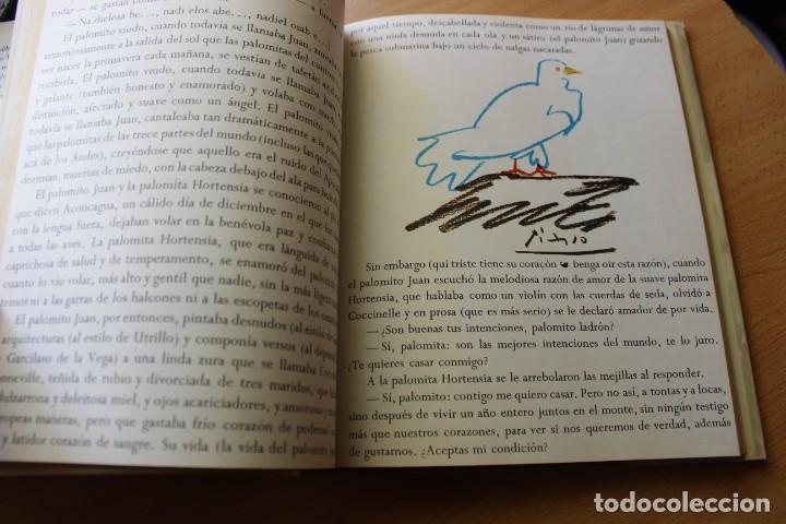 Libros de segunda mano: Gavilla de Fábulas sin Amor, Camilo José Cela con ilustraciones de Picasso - Foto 8 - 288077298