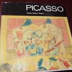 Libros de segunda mano: PARE PICASSO. JOSEP PALAU I FABRE. 1977. TEXTO CATALAN,CASTELLANO,INGLES,FRANCES, 130PP,TELA SOBR. Lote 288138213