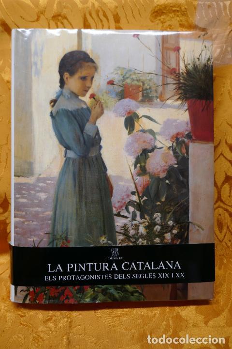 Libros de segunda mano: LA PINTURA CATALANA. ELS PROTAGONISTES DELS SEGLES XIX I XX - J.-R.TRIADÓ SKIRA LIBRO PINTURA - Foto 2 - 288304423