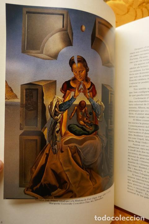 Libros de segunda mano: LA PINTURA CATALANA. ELS PROTAGONISTES DELS SEGLES XIX I XX - J.-R.TRIADÓ SKIRA LIBRO PINTURA - Foto 9 - 288304423