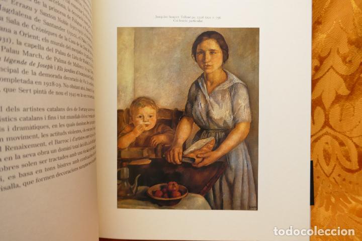 Libros de segunda mano: LA PINTURA CATALANA. ELS PROTAGONISTES DELS SEGLES XIX I XX - J.-R.TRIADÓ SKIRA LIBRO PINTURA - Foto 12 - 288304423