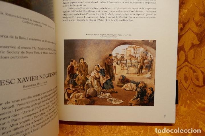 Libros de segunda mano: LA PINTURA CATALANA. ELS PROTAGONISTES DELS SEGLES XIX I XX - J.-R.TRIADÓ SKIRA LIBRO PINTURA - Foto 13 - 288304423