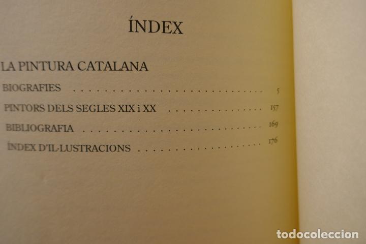 Libros de segunda mano: LA PINTURA CATALANA. ELS PROTAGONISTES DELS SEGLES XIX I XX - J.-R.TRIADÓ SKIRA LIBRO PINTURA - Foto 17 - 288304423