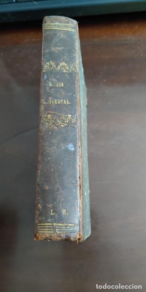 Libros de segunda mano: Museo universal de pintura y de escultura. Galería de las Artes SERIE I , pymy 60 - Foto 5 - 288570893