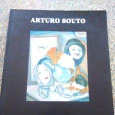 Libros de segunda mano: ARTURO SOUTO ( 1902-1964 ) -- FUNADCION PEDRO BARRIE DE LA MAZA. Lote 288709968