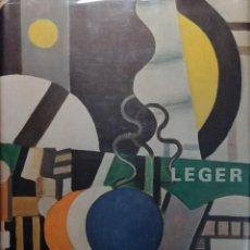 Libros de segunda mano: F. LÉGER : EXPOSITION / RENÉ JULLIAN ; BLAISE CENDROSS, ANDRÉ NAUROIS. BASEL : BEYELER BÂLE, 1969. Lote 288716908
