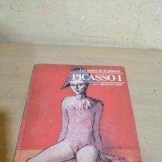 Libros de segunda mano: LOS GENIOS DE LA PINTURA PICASSO I 1881-1915. Lote 288737748