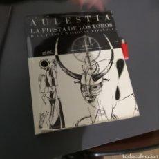 Libros de segunda mano: AULESTIA. LA FIESTA DE LOS TOROS. Lote 288737758