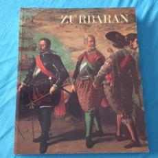 Libros de segunda mano: ZURBARÁN - MUSEO DEL PRADO 3 MAYO / 30 JULIO 1988 - MINISTERIO DE CULTURA - BANCO BILBAO VIZCAYA. Lote 289397573
