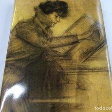 Libros de segunda mano: CORROGGIO. LA PINTURA CATALANA. DIBUJANTES Y ACUARELISTAS DE LOS SIGLOS XIX Y XX. 171 PAG.. Lote 289688818