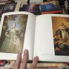 Libros de segunda mano: EL ARTE EUROPEO EN LA CORTE DE ESPAÑA DURANTE EL SIGLO XVIII. MUSEO DEL PRADO. 1980 . PINTURA .. Lote 290143388