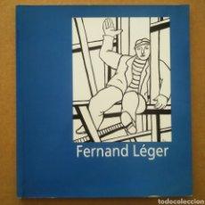 Libros de segunda mano: CATÁLOGO FERNAND LÉGER (JUNTA DE ANDALUCÍA, 1992). EXPOSICIÓN DEL MUSEO DE ARTE CONTEMPORÁNEO.. Lote 293441948