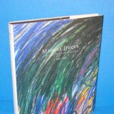 Libros de segunda mano: MANUEL DUQUE . UNA VISÍON RETROSPECTIVA 1943-1997.- VV.AA.. Lote 293786043