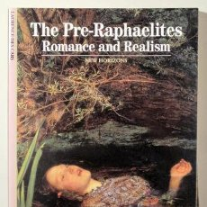 Libros de segunda mano: THE PRE-RAPHAELITES. ROMANCE AND REALISM - LONDON 2000 - MUY ILUSTRADO. Lote 294383173