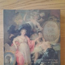 Libros de segunda mano: MADRID. CATALOGO DE PINTURAS, MUSEO MUNICIPAL DE MADRID, AYTO. MADRID, 1990. Lote 294438288