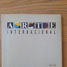 Libros de segunda mano: ARTE INTERNACIONAL EN LAS COLECCIONES CANARIAS, 1990, CENTRO ATLANTICO DE ARTE MODERNO, RARO. Lote 294439878