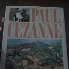 Libros de segunda mano: PAUL CEZANNE. EDICIONES POLÍGRAFA. 1995.. Lote 294504273