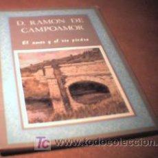 Libros de segunda mano: EL AMOR Y EL RIO PIEDRA. DON RAMON DE CAMPOAMOR. POEMA EN TRES CANTOS. ILUSTRADO POR P. VEGA.. Lote 5904744