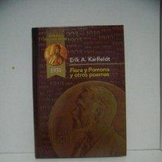 Libros de segunda mano: PREMIOS NOVEL ( ERICK A. KARLFELDT 1931 ). Lote 6304907
