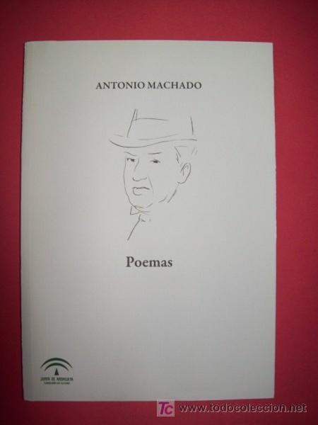 POEMAS - MACHADO, ANTONIO (Libros de Segunda Mano (posteriores a 1936) - Literatura - Poesía)