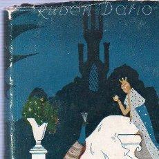 Libros de segunda mano: RUBEN DARIO. POESIAS ESCOGIDAS. TOMO I. 1949. 12 X 9 CM. 161 PAGINAS.. Lote 20789510