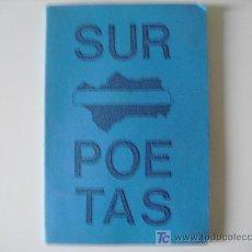 Libros de segunda mano: SUR POETAS. 1988. LIBRO DE POESIA.. Lote 21213870