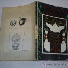 Libros de segunda mano: V FESTIVAL DE POESÍA DO CONDADO JUNIO 1985 GALICIA RM41999. Lote 23073774