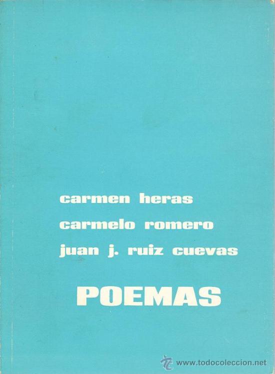 POEMAS (Libros de Segunda Mano (posteriores a 1936) - Literatura - Poesía)