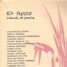 Libros de segunda mano: HOMENAJE A VICENTE ALEIXANDRE (BARCELONA, 1964) COLECCIÓN EL BARDO Nº 5. PRIMERA EDICIÓN. Lote 22850432