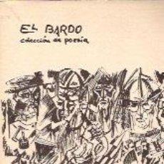 Libros de segunda mano: MARIO ÁNGEL MARRODAN: CRONISTA DEL PRESENTE (BARCELONA, 1964) COLECCIÓN EL BARDO Nº7. 1ª EDICIÓN. Lote 22850533