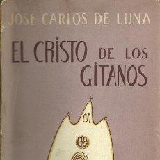 Libros de segunda mano: JOSE CARLOS DE LUNA, DE CANTE GRANDE Y CANTE CHICO, 184 PAGINAS. AÑO 1942. Lote 24801853