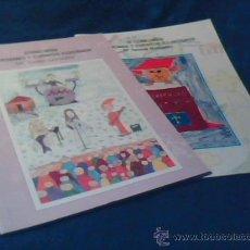 Libros de segunda mano: CONCURSU DE POEMES Y CUENTOS ILLUSTRAOS. Mª TERESA GONZALEZ. LOTE DE 2 LIBROS.. Lote 26626853