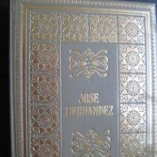 Libros de segunda mano: MARTÍN FIERRO. MARTÍN FIERRO, JOSÉ HERNÁNDEZ. 1968. Lote 28198016