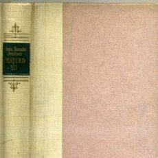 Libros de segunda mano: JUAN RAMÓN JIMÉNEZ : PLATERO Y YO (1955) ILUSTRACIONES DE RAFAEL ÁLVAREZ ORTEGA. Lote 28591911
