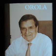 Libros de segunda mano: VIVENCIAS. 1960-2010 ANTOLOGIA. OROLA. 2011 190 PAG. Lote 28824852